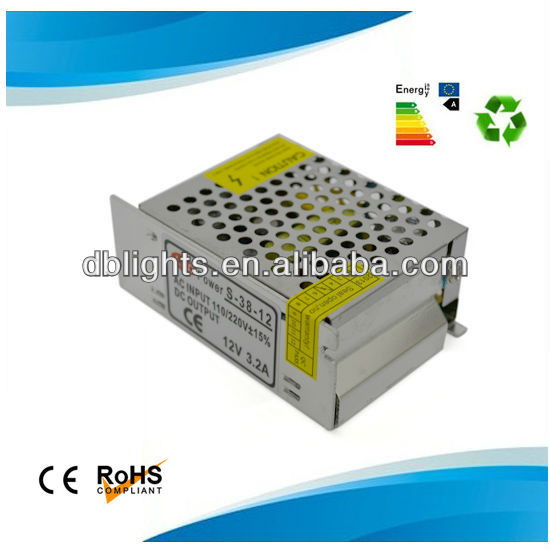LED lighting 12V/24V lambda power supply