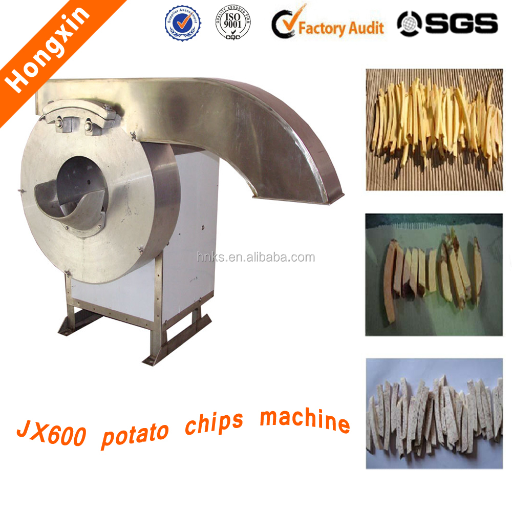 600kg/h french fries cutter machine