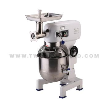 2017 Best 20 Liters CE Approved Gear Drive Planetary Food Mixer