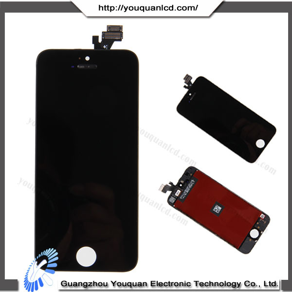Mobile phones for iphone 5 lcd,for iphone 5 display lcd original