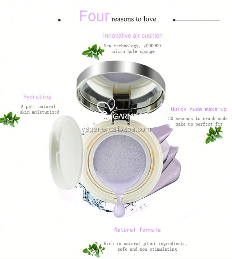 face creams to remove dark spots OEM Air Cushion bb Cream Skin Whitening Makeup