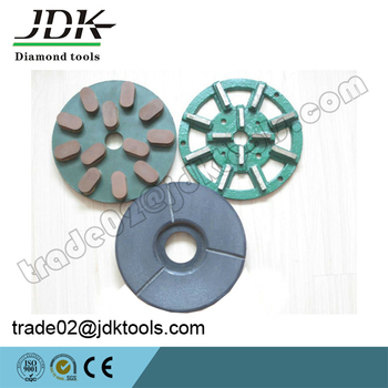 JDK Diamond Grinding Pads/Disc/Plate For Marble And Granite tools