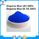 synthetic organic dyestuffs Textile Dyestuff for polyester Disperse Blue 183
