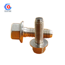 8.8 galvanized purlin flange bolts