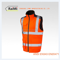 hot sales short sleeve night road safety Reflective clothes With reflective tap