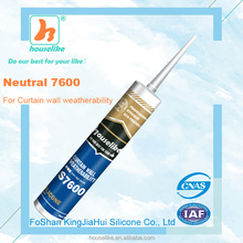 automatic production line filling cheap glazing weatherproof silicone sealant