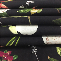 China professional manufacture digital printing cotton lycra fabric