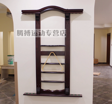 Wholesale retail popular standing style cheap pool cue rack