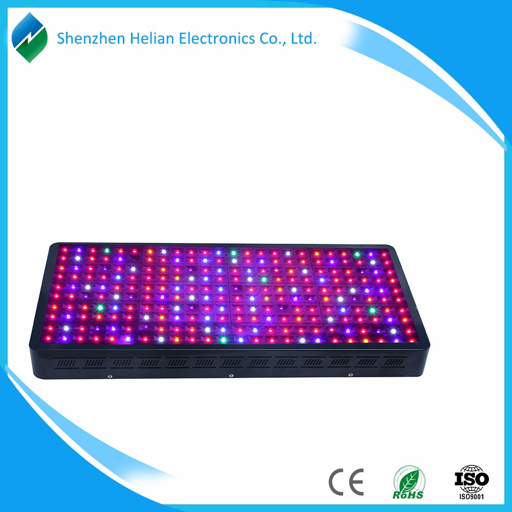 2017 best sell indoor new plant growing light kits 5W chip full spectrum LED grow lights