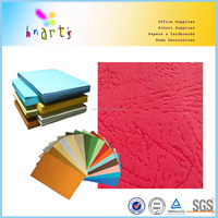 Goffered Paper, Book Cover Paper, Leather Grain Paper