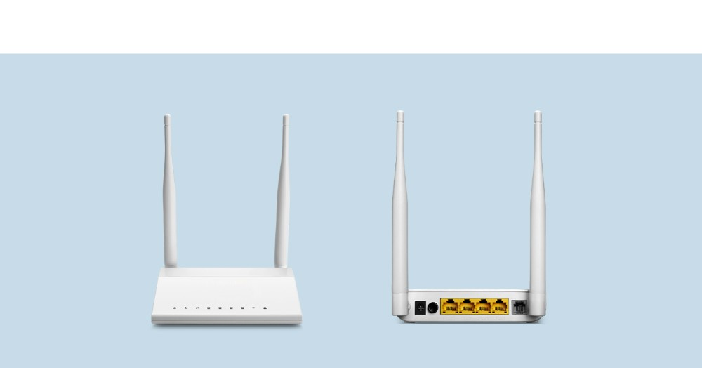 Hot selling Wireless N ADSL modem router with low price