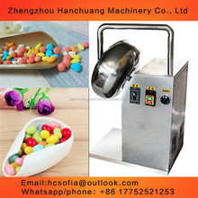 Hot Sale Almond Nuts Peanut Sugar Coating Machine/Pill Coating Machine