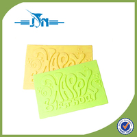 2016 hot sale silicone molds for plaster with low price