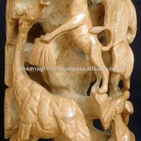 Decorative Wood Carvings Wood Carving Animals