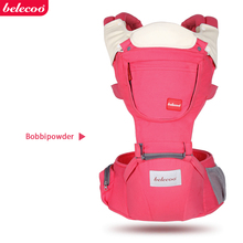 2017 Belecoo 100% cotton breathable baby carriers 0-24 months baby backpack baby wrap sling