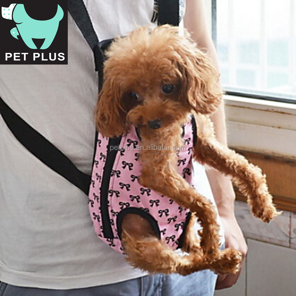 Pet Soft Crate Foldable Pet Dog Backpack Carrier