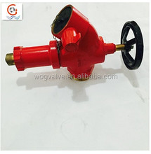 Outdoor Pressure regulating fire hydrant landing valve BS1400