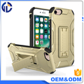 cell phone mobile phone 2 in 1 shockproof hybrid case for iphone 7 phone case