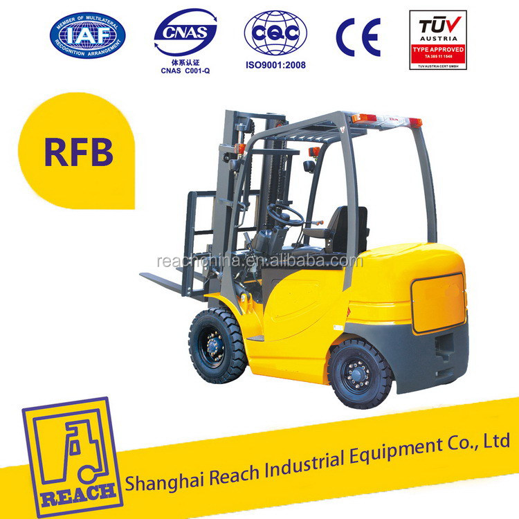 Chinese brand cheap hot price 2ton electric forklift truck tires