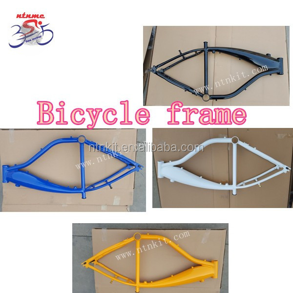 Gas bike frame with built in gas tank/ Bicycle frame