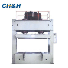 High quality new arrival ply hot press system