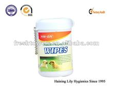 multi-purpose pet cleaning wet wipes