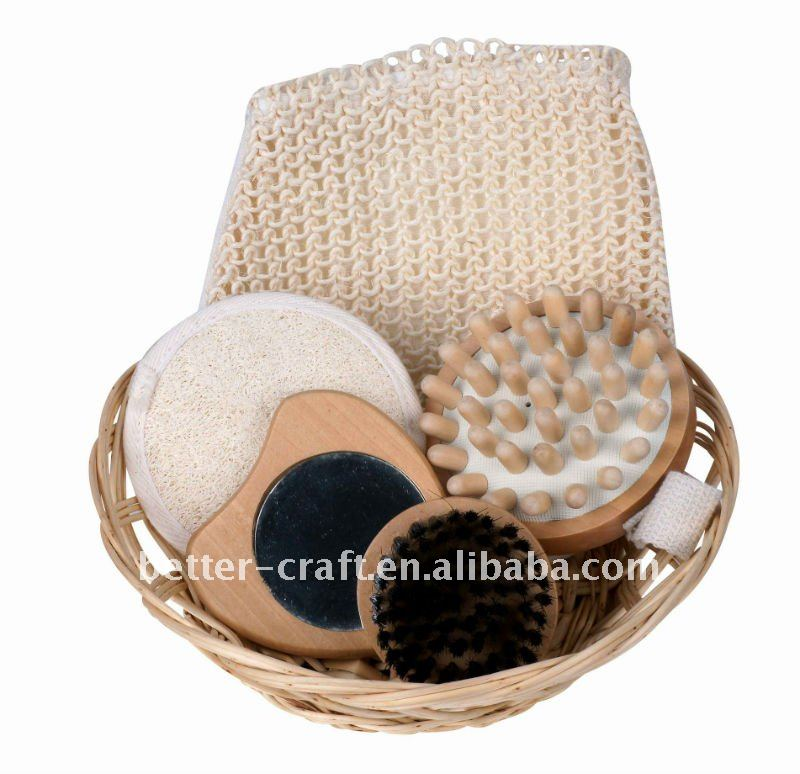 ECO naturel willow package spa gift set