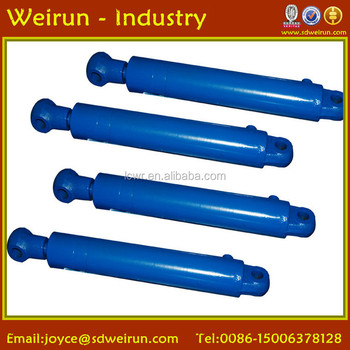 Double acting cylinder/cylinder mini