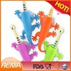 RENJIA wall mounted toothbrush holder suction cup toothbrush holder silicone toothbrush holder