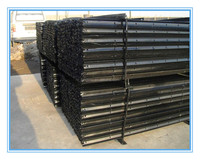 Cheap Australian Standard Black Bitumen Coated Star Picket Farm Y Fence Post Factory Price