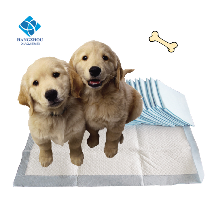 Disposable waterproof pet pads for dogs changing pad urine absorbent pet pad