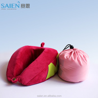 environmental wholesale pu pattern for neck roll pillow