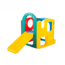 <strong>Kids</strong> Indoor Entertainment Playground Small Multifunction Home Plastic Slide