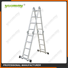EN131 Aluminium step platform ladder AM0216A/multi/step ladder/aluminum ladder cheap patio paver stones for sale