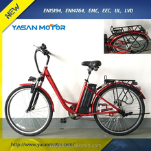green power electric bike steel bicicleta eletrica with 36V 10Ah lithium battery