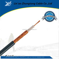 RG58 coiled coaxial cable