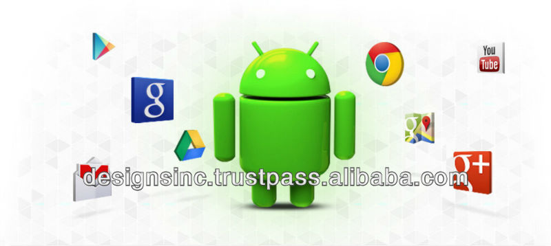 Android open source mobile application development