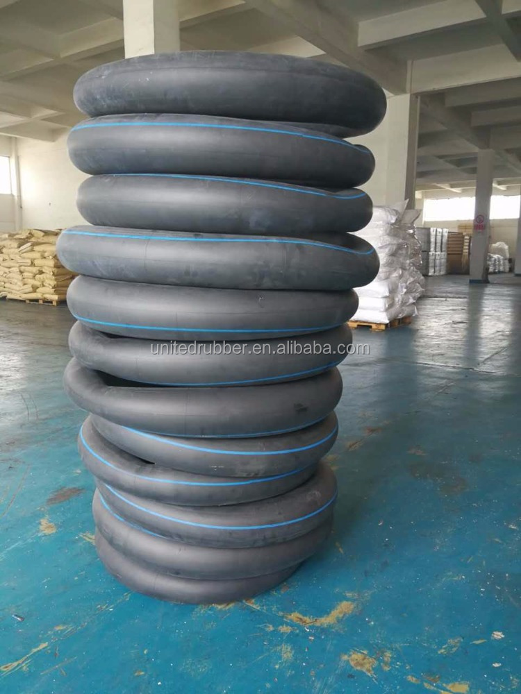 90/90-18 butyl rubber motorcycle inner tube