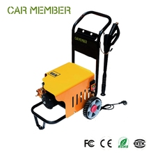 Car washer high pressure water tank jet sewer cleaning machine, automatic high pressure cleaning machine