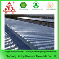 1.2mm Bitumen adhered roofing underlayment with foil
