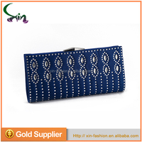 China suppliers custom newly packaging clutch evening party bag