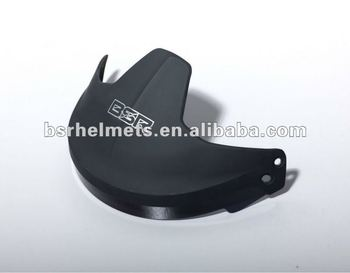helmet peak fire retardant ABS