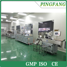 Intergrated vacutainer assembling production line for vacuum blood collection tube