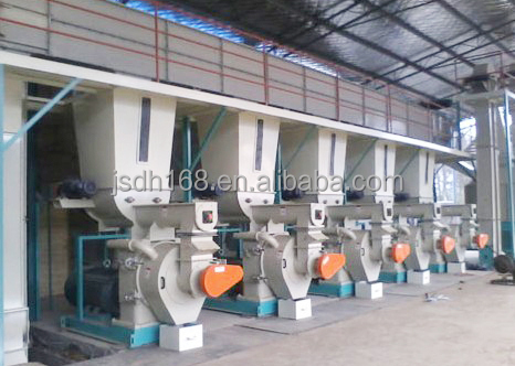 Alfalfa Cubes Pellet Press Machine