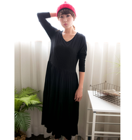China manufacture wholesale cotton casual dress designs