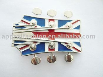 HIPHOP MUSIC BELT BUCKLE