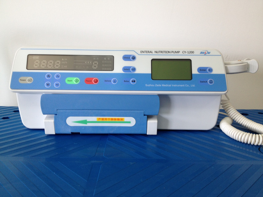 Good quality peg tube feeding machine enteral feeding pump