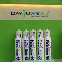 JY919 factory good quality transparent neutral structural silicone sealant RTV silicone