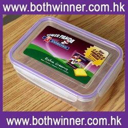 H0T094 eco friendly lunch box paper food container