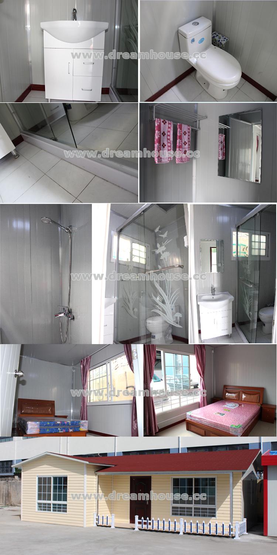 prefabrique maison villa moderne chalet kit chine. Black Bedroom Furniture Sets. Home Design Ideas